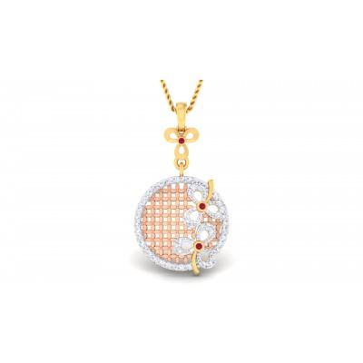 Jariah Diamond Pendant