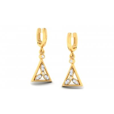 Delysia Diamond Earring