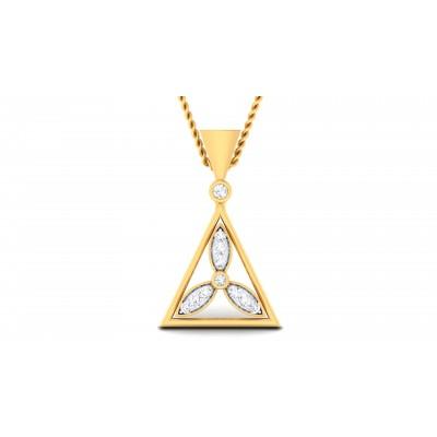 Delysia Diamond Pendant