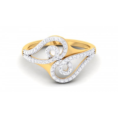 Loveable Diamond Ring