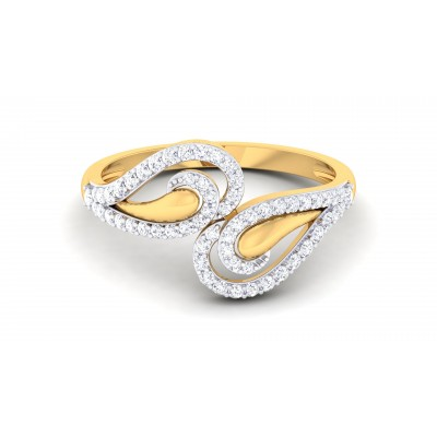 Seventh Heaven Diamond Ring