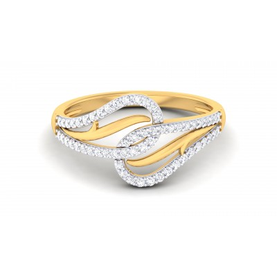 Enamors Diamond Ring