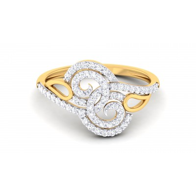 Bond Diamond Ring