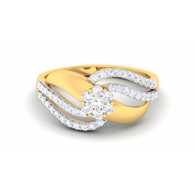 Affectionate Diamond Ring