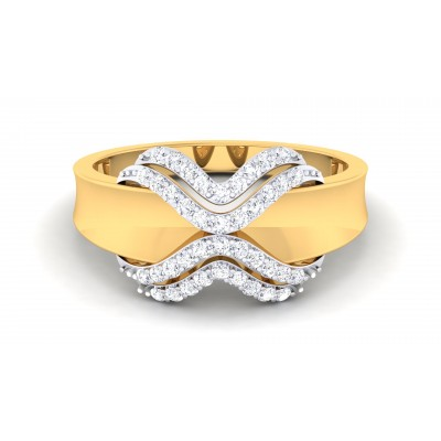 Gracefull Diamond ring