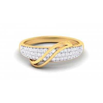 Shining Diamond Ring