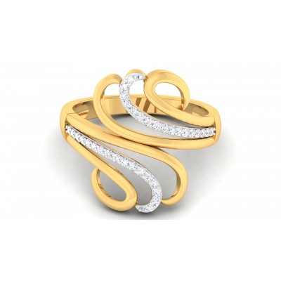 Ziva Diamond Ring