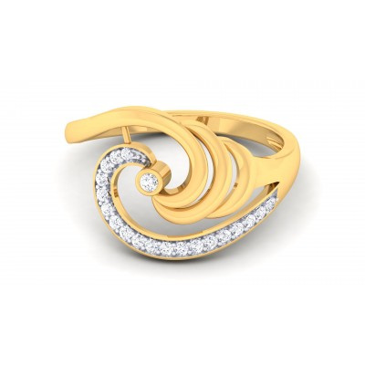 Pankhuri Diamond Ring