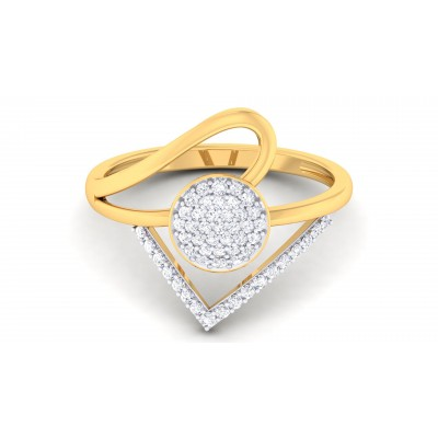 Apsara Diamond Ring