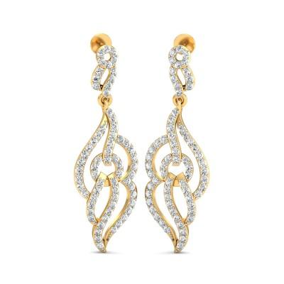 Swahili Diamond Earring