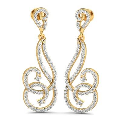Erin Diamond Earring