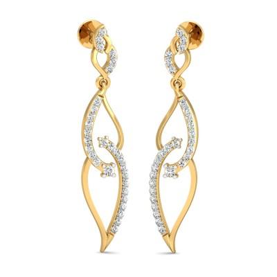 Marissa Diamond Earring