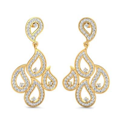 Stephanie Diamond Earring