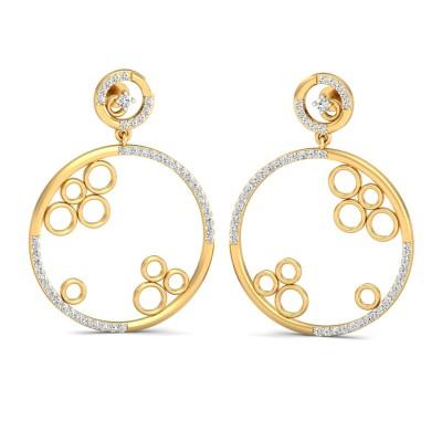 Willa Diamond Earring