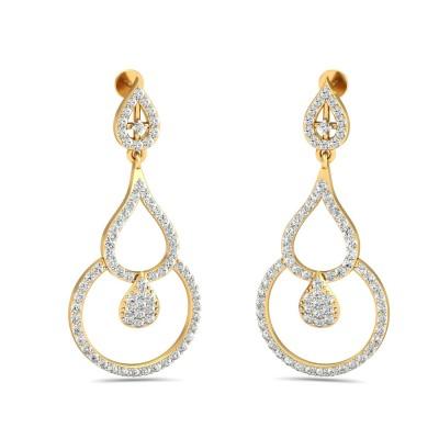 Harper Diamond Earring