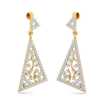 Ariel Diamond Earring