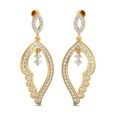 Lydia Diamond Earring