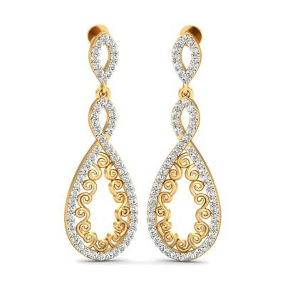 Sophie Diamond Earring