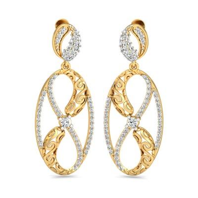 Natalia Diamond Earring