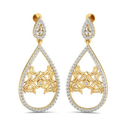 Realynm  Diamond Earring