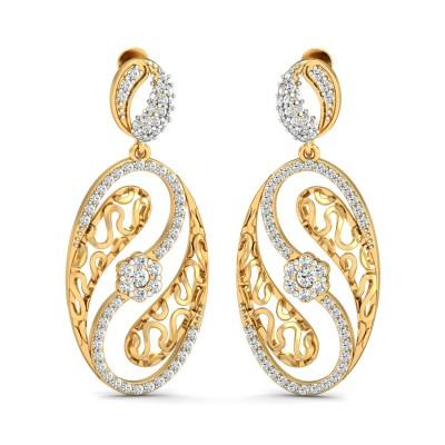 Sodia Diamond Earring