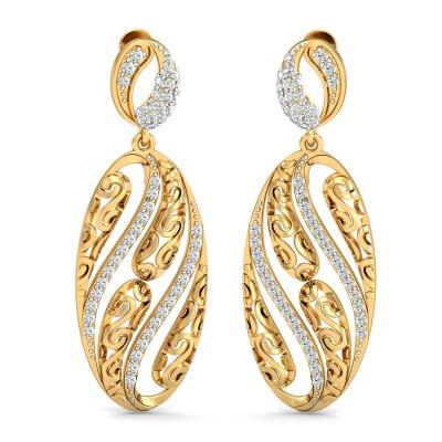 Stella Diamond Earring