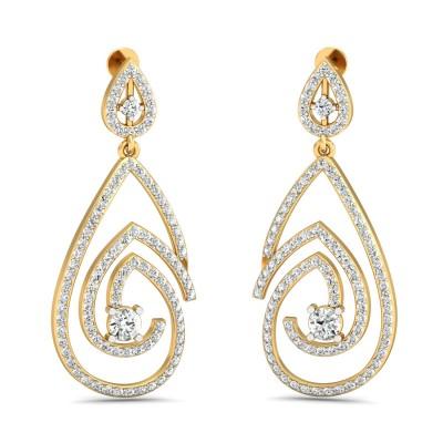 Caroline Diamond Earring