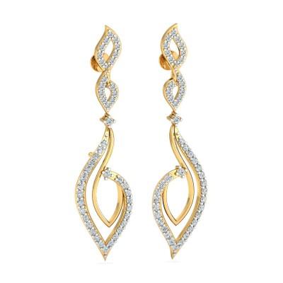 Waki Diamond Earring
