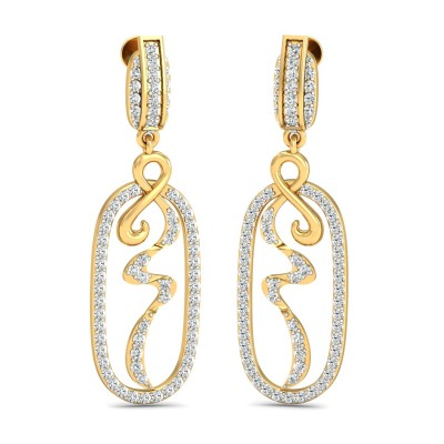 Xena Diamond Earring