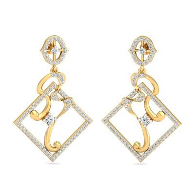 Xochitl Diamond Earring