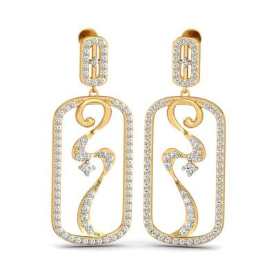 Yadira Diamond Earring