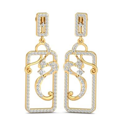 Yamilet Diamond Earring