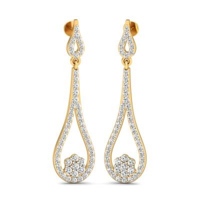 Norma Diamond Earring