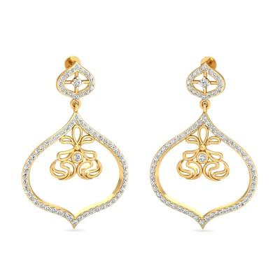 Nicola Diamond Earring