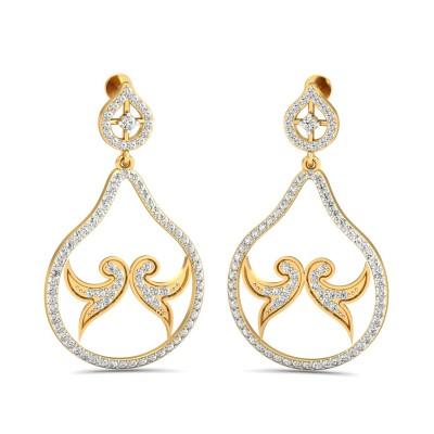 Nadetta Diamond Earring