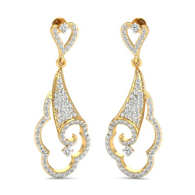 Katherine Diamond Earring