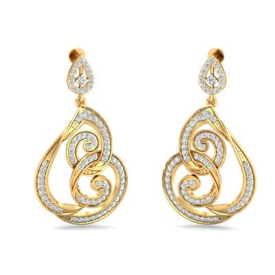 Danielle Diamond Earring