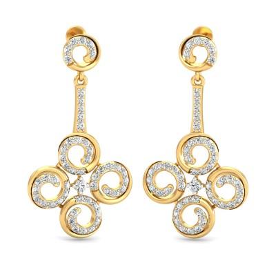 Ekanshi Diamond Earring