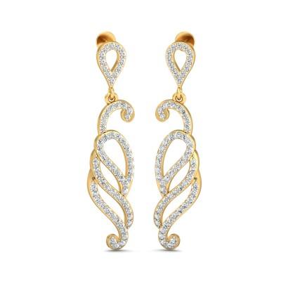 Elenor Diamond Earring
