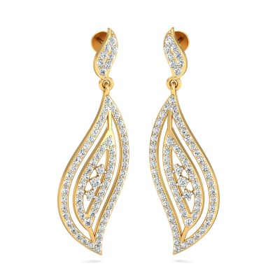 Lochana Diamond Earring