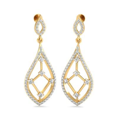 Letitia Diamond Earring