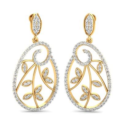 Charu Diamond Earring