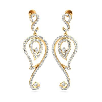 Amulya  Diamond Earring