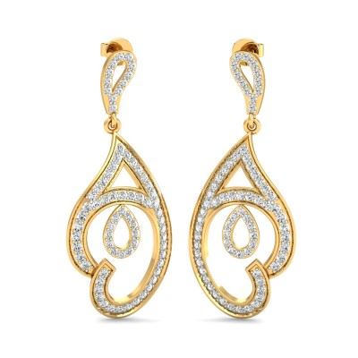 Abhigali  Diamond Earring