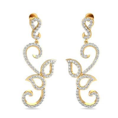 Angelica  Diamond Earring