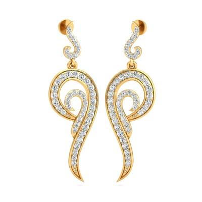 Ojaswini Diamond Earring