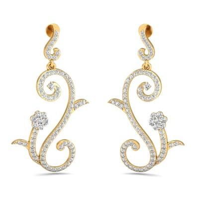 Kristen Diamond Earring