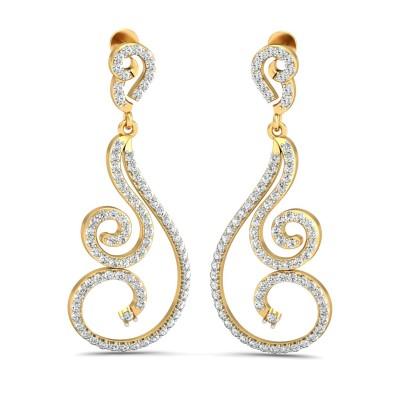 Wikolia Diamond Earring