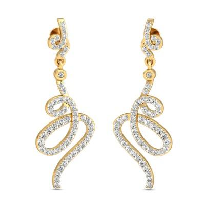 Knightley Diamond Earring