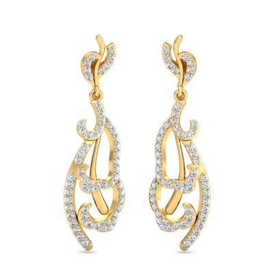 Jacinda Diamond Earring